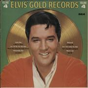 Click here for more info about 'Elvis' Gold Records Volume 4'