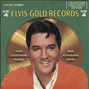 Elvis Presley Elvis' Gold Records Volume 4 Canada vinyl LP