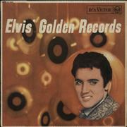 Click here for more info about 'Elvis' Golden Records - 4th - Black Spot'