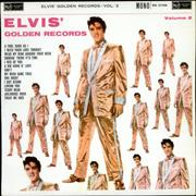 Click here for more info about 'Elvis Presley - Elvis' Golden Records Vol. 2 - Red Spot - EX'