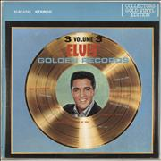 Click here for more info about 'Elvis Golden Records Vol.3 - Gold Vinyl'