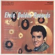 Elvis Presley Elvis' Golden Records Italy vinyl LP