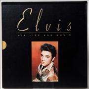 Click here for more info about 'Elvis Presley - Elvis: His Life And Music'
