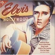 Elvis Presley Elvis In Hollywood UK vinyl LP