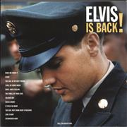Click here for more info about 'Elvis Presley - Elvis Is Back! - 180gm Yellow'