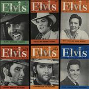 Click here for more info about 'Elvis Presley - Elvis Monthly - 10th Year - 12 Issues'