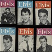 Click here for more info about 'Elvis Presley - Elvis Monthly - 5th Year - 12 Issues'