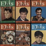 Click here for more info about 'Elvis Presley - Elvis Monthly - 9th Year - 11 Issues'