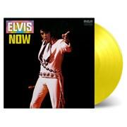 Click here for more info about 'Elvis Presley - Elvis Now - 180gm Orange Vinyl'