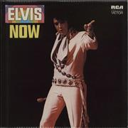 Click here for more info about 'Elvis Presley - Elvis Now - 1st'