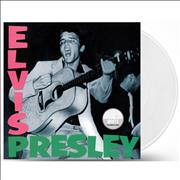 Click here for more info about 'Elvis Presley - White Vinyl - Sealed'