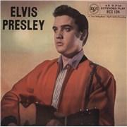 Click here for more info about 'Elvis Presley - Elvis Presley EP - JU57/10'
