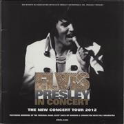 Click here for more info about 'Elvis Presley In Concert 2012 Tour'