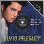 Click here for more info about 'Elvis Presley - Elvis Presley The Music, The Movies, The King!'