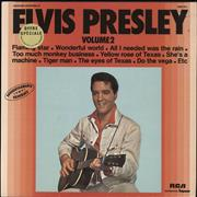 Click here for more info about 'Elvis Presley - Elvis Presley Volume 2'