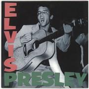 Elvis Presley Elvis Presley UK vinyl LP