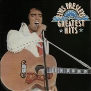 Click here for more info about 'Elvis Presley - Elvis Presley's Greatest Hits - EX'