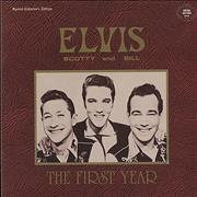 Click here for more info about 'Elvis Presley - Elvis, Scotty And Bill - The First Year'