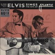 Click here for more info about 'Elvis Sings The Hits Of Atlantic - Red Vinyl'