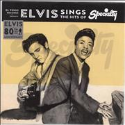 Click here for more info about 'Elvis Presley - Elvis Sings The Hits Of Specialty'