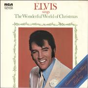 Click here for more info about 'Elvis Presley - Elvis Sings The Wonderful World Of Christmas'