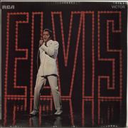 Elvis Presley Elvis T.V. Special - 2nd UK vinyl LP