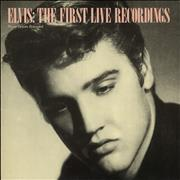 Click here for more info about 'Elvis Presley - Elvis: The First Live Recordings'