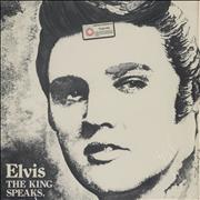 Click here for more info about 'Elvis Presley - Elvis: The King Speaks'