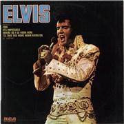 Elvis Presley Elvis Spain vinyl LP