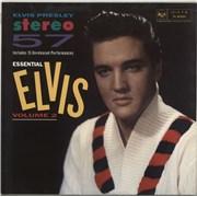 Elvis Presley Essential Elvis Volume 2 - Stereo '57 Germany vinyl LP