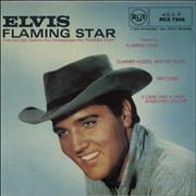 Click here for more info about 'Elvis Presley - Flaming Star'