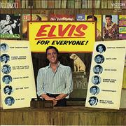 Click here for more info about 'Elvis Presley - For Everyone!'