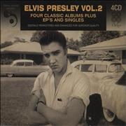 Click here for more info about 'Elvis Presley - Four Classic Albums Plus EP's & Singles'