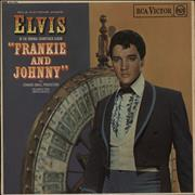 Click here for more info about 'Elvis Presley - Frankie And Johnny - 1st - VG'