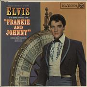 Click here for more info about 'Elvis Presley - Frankie And Johnny - 1st'