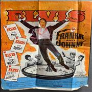 Click here for more info about 'Elvis Presley - Frankie And Johnny - Partial Quad Film Poster'