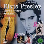 Click here for more info about 'Elvis Presley - From A Prince To A King'