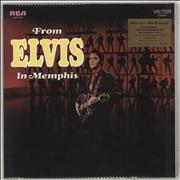 Click here for more info about 'Elvis Presley - From Elvis In Memphis - 180gm Yellow Vinyl - Sealed'