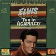 Click here for more info about 'Elvis Presley - Fun In Acapulco - 1st'