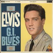 Click here for more info about 'Elvis Presley - G.I. Blues - 1st'