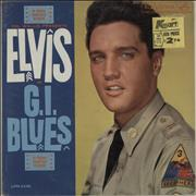 Click here for more info about 'G.I. Blues - 2nd - shrink'