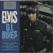 Click here for more info about 'Elvis Presley - G.I. Blues The Alternate Takes EP'