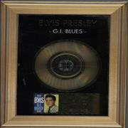 Click here for more info about 'Elvis Presley - GI Blues'