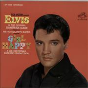 Click here for more info about 'Elvis Presley - Girl Happy'