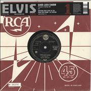 Click here for more info about 'Elvis Presley - Good Luck Charm'