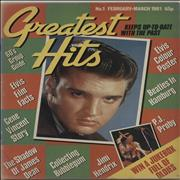 Click here for more info about 'Elvis Presley - Greatest Hits - February 1981'