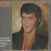 Click here for more info about 'Elvis Presley - Grren Green Grass - Poster Slv'
