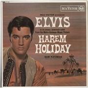 Elvis Presley Harem Holiday - 1st UK vinyl LP