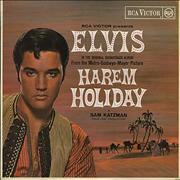Click here for more info about 'Elvis Presley - Harem Holiday - 1st - EX'