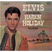Elvis Presley Harem Holiday France vinyl LP